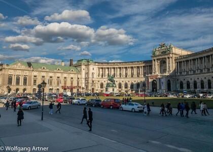 Jahrgangs-Erstpräsentation Hofburg 2018